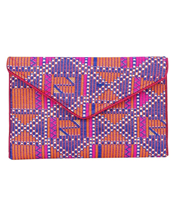 Ladies Traditional Clutch Embroidery Wallet