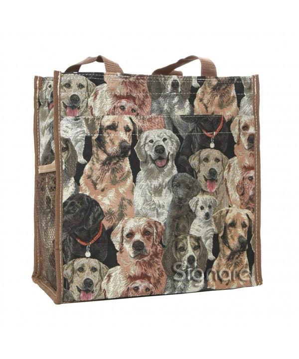 Signare Fashion Tapestry Shoulder Labrador