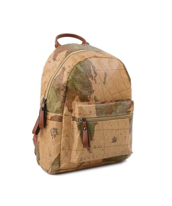 Copi Pattern Collection Fashion Backpack