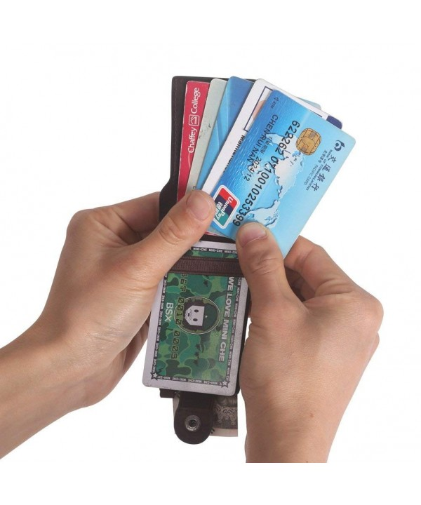 Teemzone Genuine leather Wallet Protection