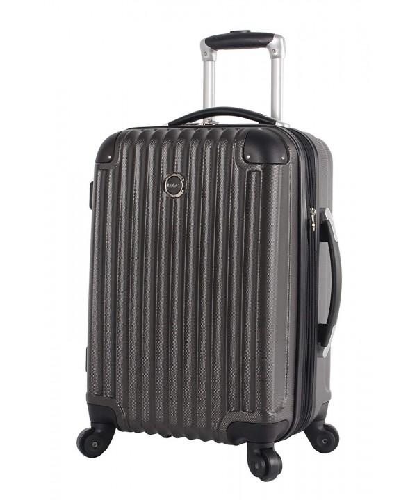 Outlander Expandable Rolling Suitcase Graphite