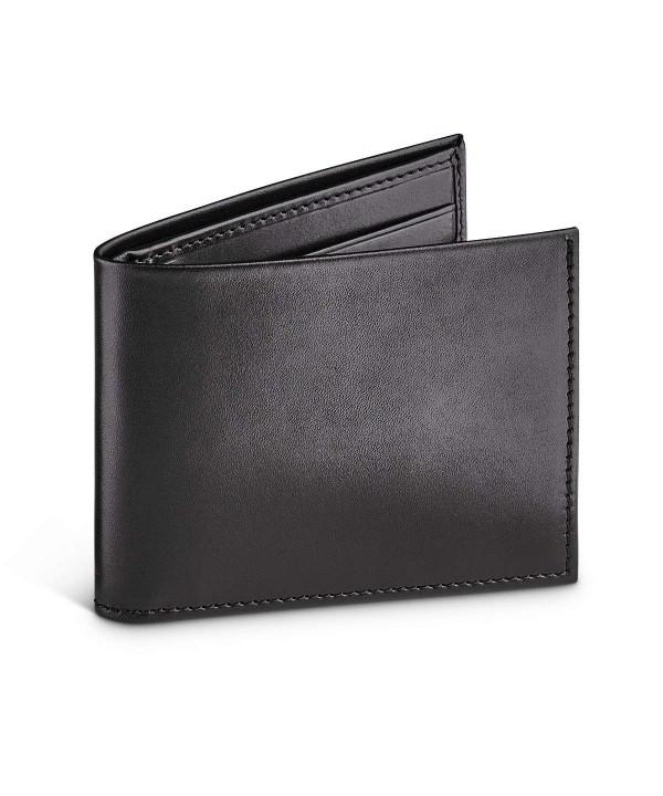 MORAL CODE Leather Billfold Wallet