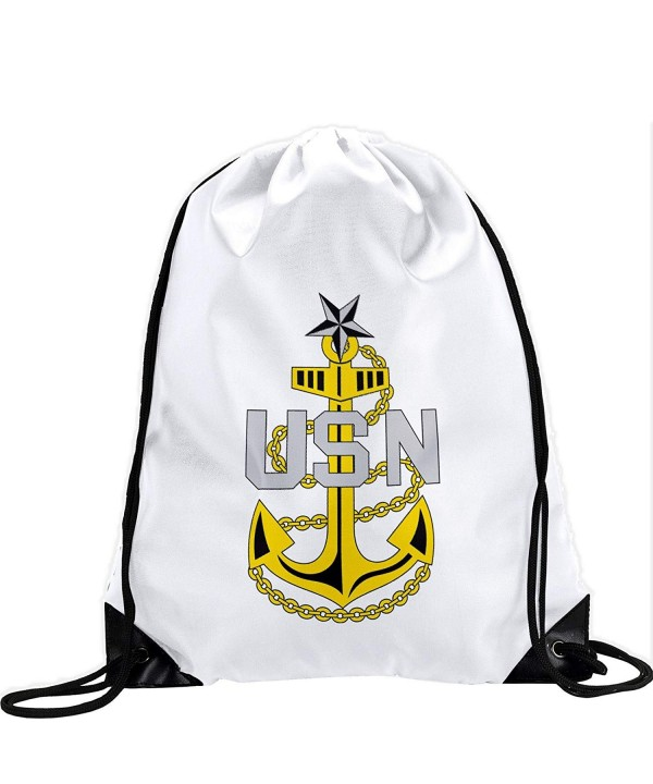 Large Drawstring Senior Officer collar