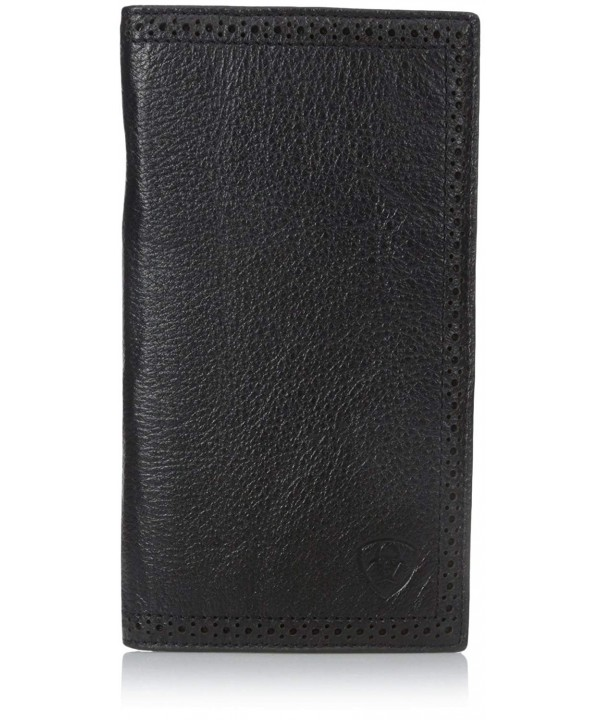 Ariat Shield Perforated Rodeo Wallet