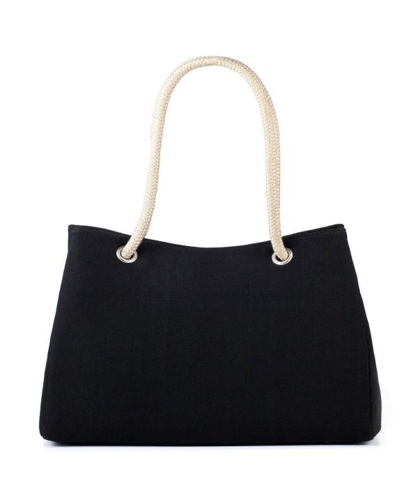 Casual Canvas Handbag Travel Shoulder