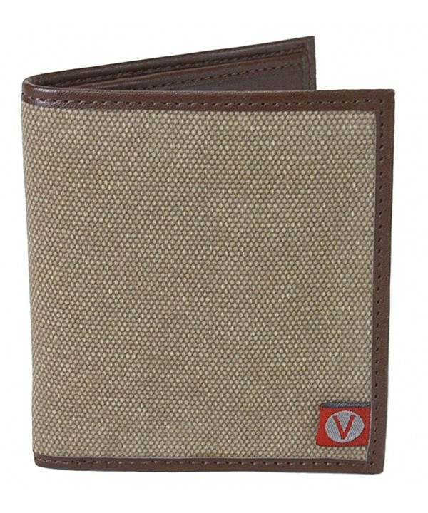 Vegan Collection Brighton Bi fold Wallet