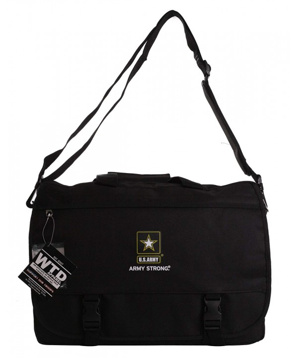 Military Official Licensed Laptop Messenger