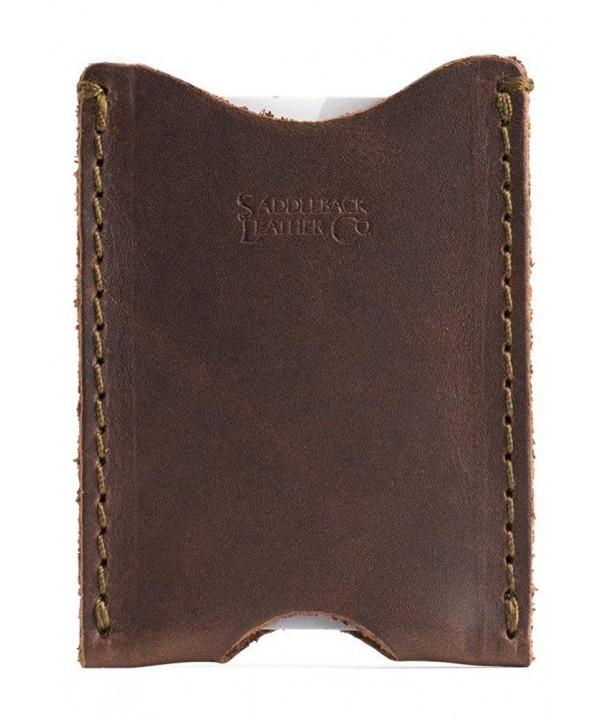 Saddleback Leather Co Sleeve Warranty