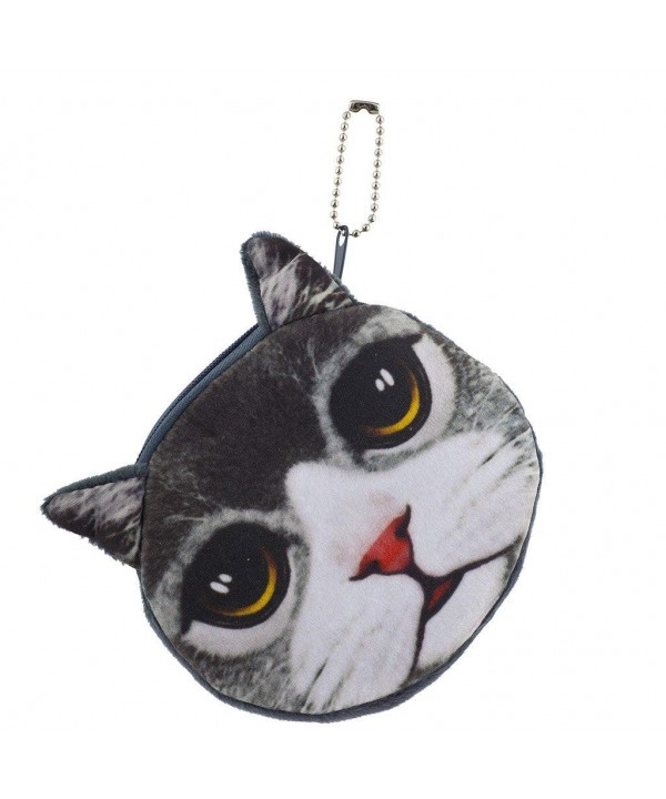 Kitten Animal Novelty Wallet Change