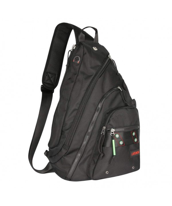 Backpack Laptop Crossbody Larswon Shoulder