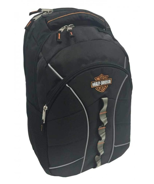 Harley Davidson Shield Backpack 99913 BLACK