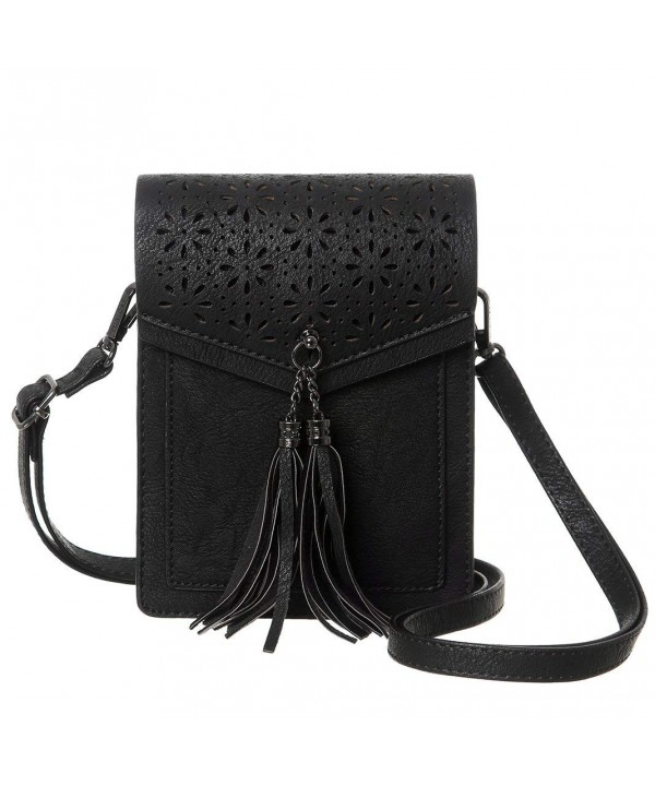 MINICAT Tassel Thicher Pocket Crossbody