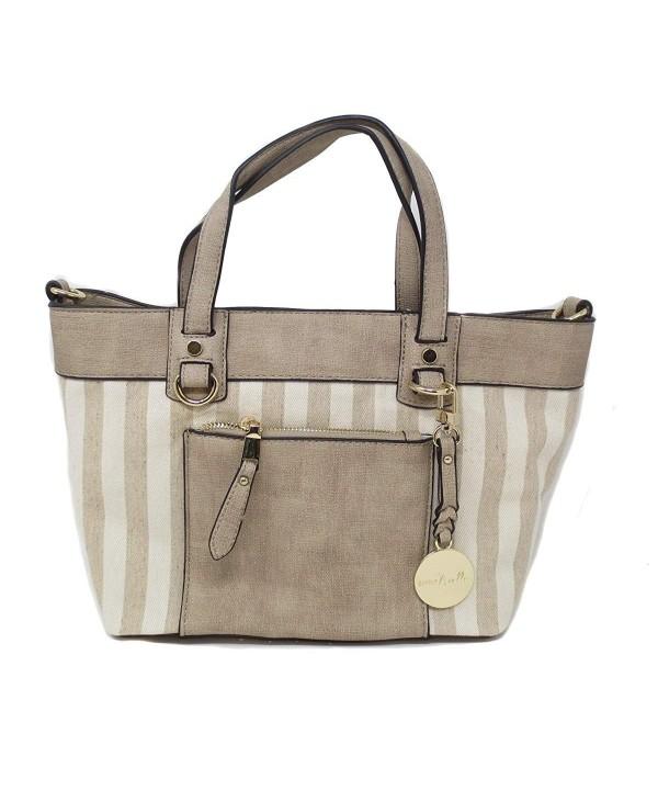 Simply Noelle Antiqua Satchel Handbag