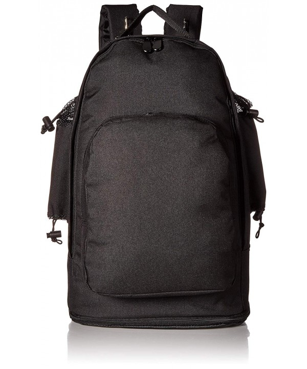 Augusta Sportswear Expandable Backpack Black