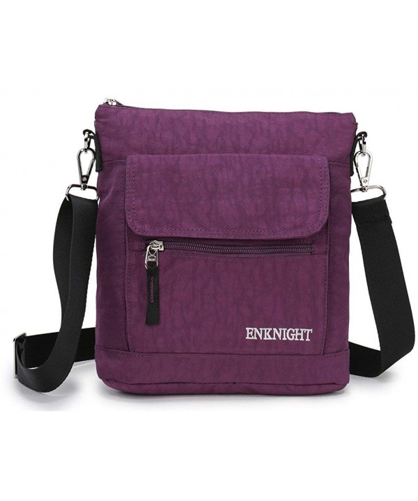 ENKNIGHT Crossbody Travel Shoulder handbags