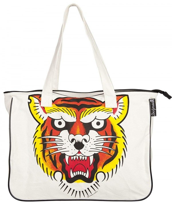 Tigre Tattoo Canvas Sourpuss Clothing