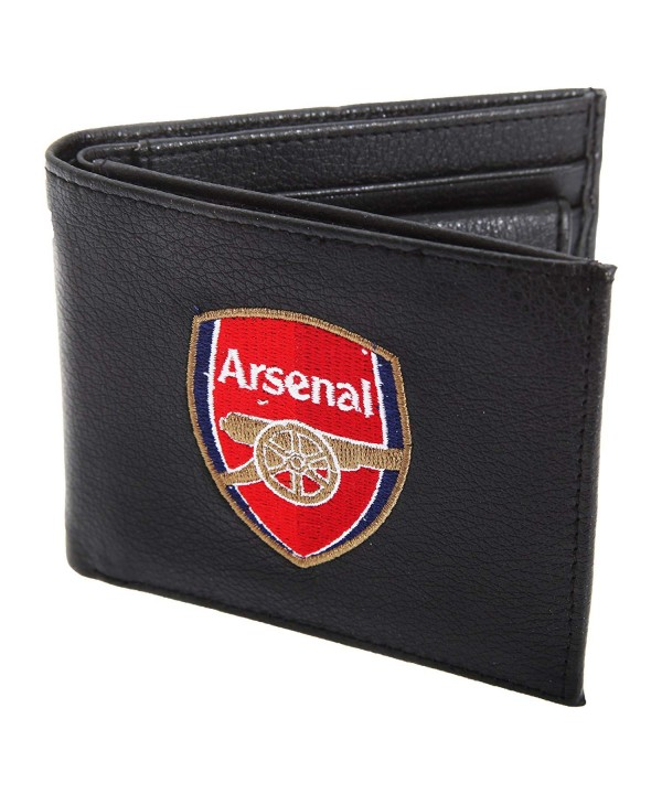 Arsenal Official Leather Embroidered Football