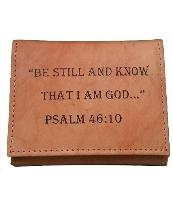 Christian GENUINE LEATHER TRI FOLD Wallet