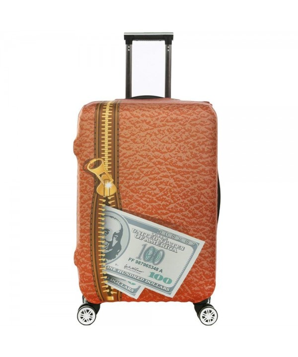 Dollars Design Luggage Protector Suitcase