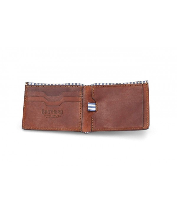Brothers Leather Supply company Wallet