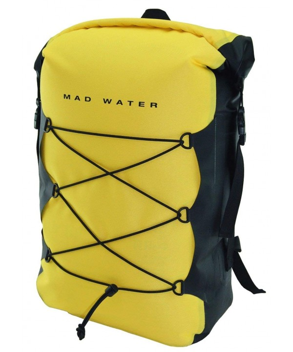 Mad Water Waterproof Roll Top Backpack