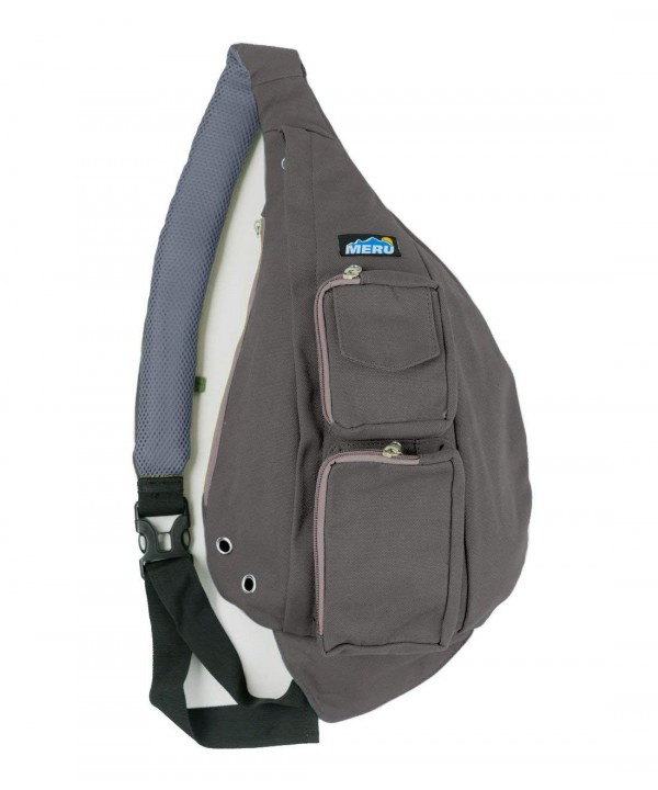 Meru Sling Backpack Bag Crossbody