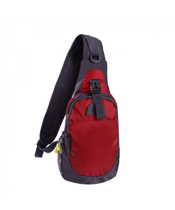 HDE Shoulder Backpack Adjustable Crossbody