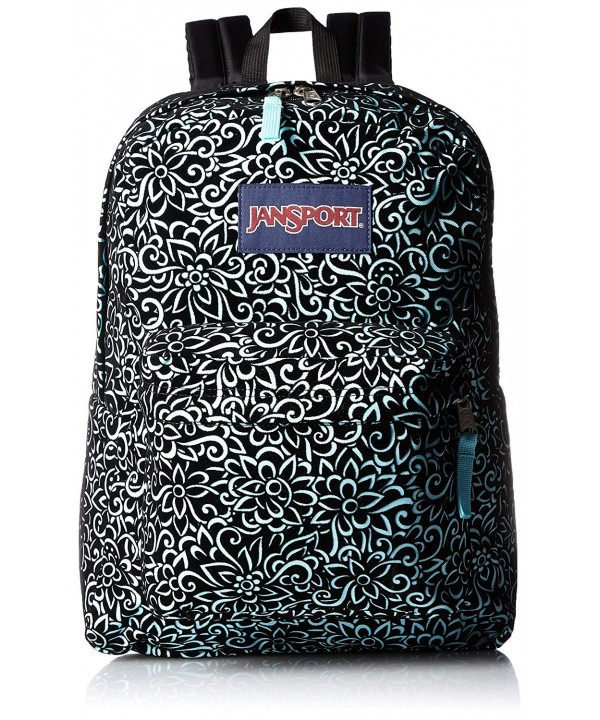JanSport Stakes Backpack Water Lotus
