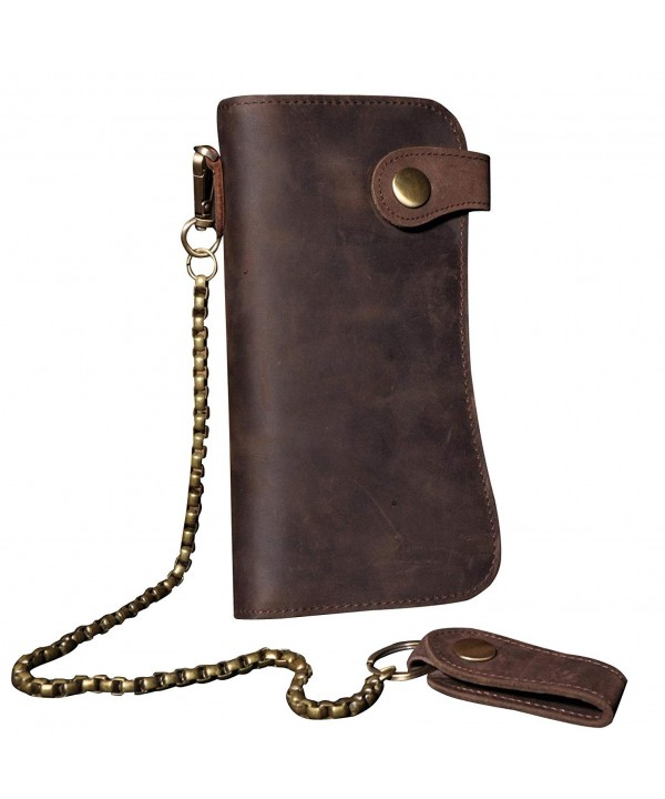 Sellse Crazy Horse Leather Wallet
