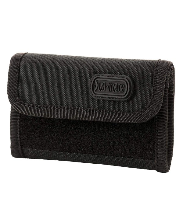 M Tac Tactical Wallet Trifold Closure