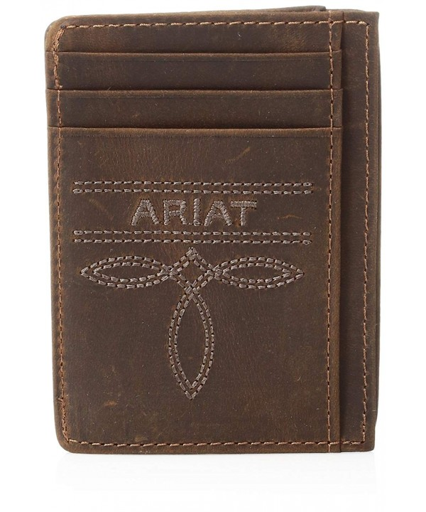 Ariat Mens Dark Brown Holder
