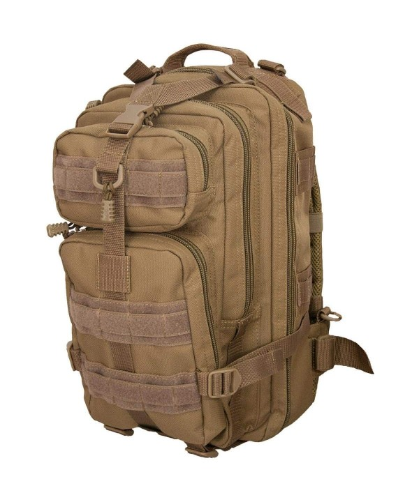 Flying Circle Presidio Backpack Coyote