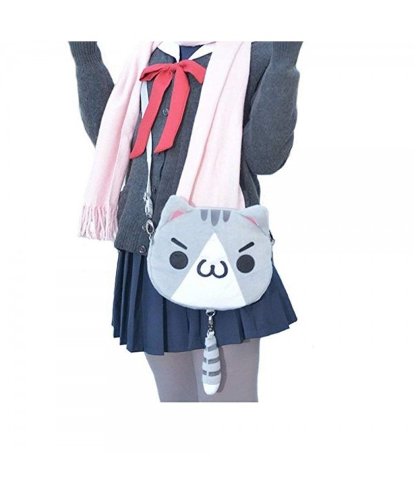 TOMORI Kaomoji kun Emotiction kawaii shoulder