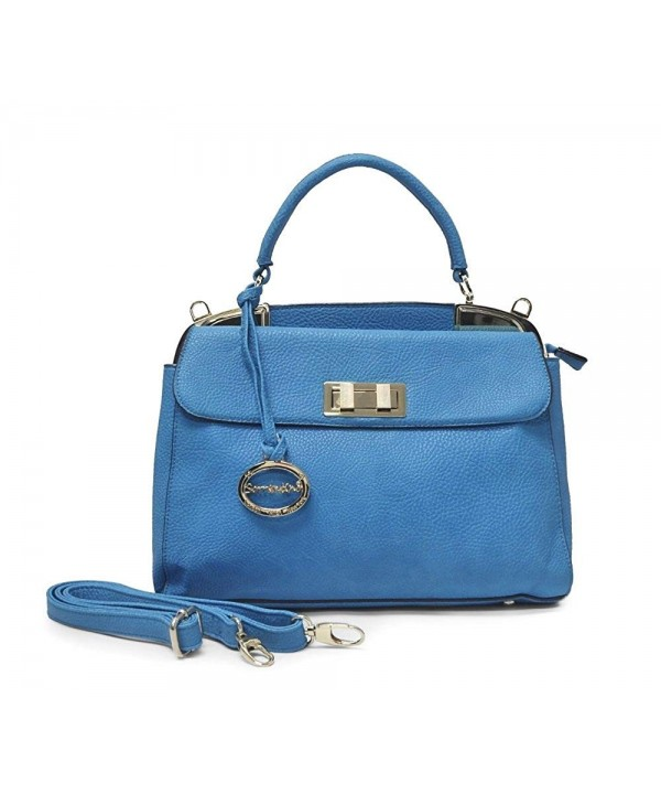 Sorrentino Collection Petite Double Compartments