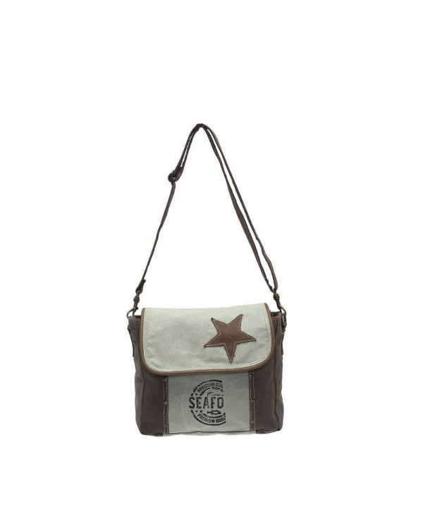 Myra Upcycled Shoulder Bag S 0946