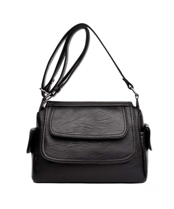 ShiningLove Leather Crossbody Shoulder Shopping