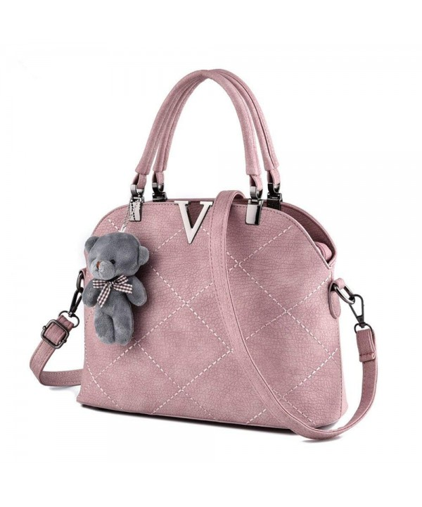 XIN BARLEY Handbag Leather Shoulder