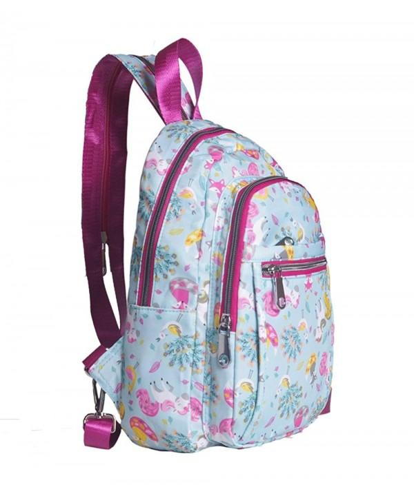 WOMACO Sling Shoulder Backpack Crossbody