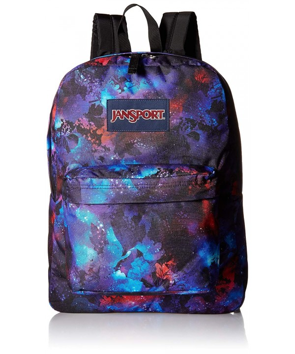 JanSport Unisex SuperBreak Multi Garden