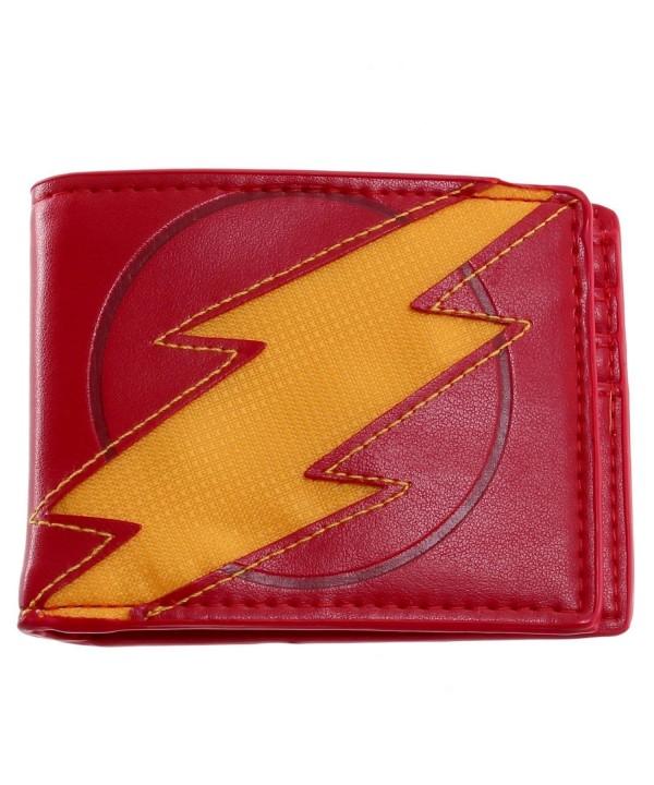 The Flash Emblem Bifold Wallet