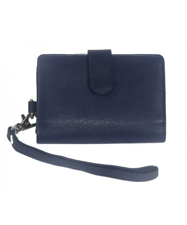Pielino Genuine Leather Wristlet 1086