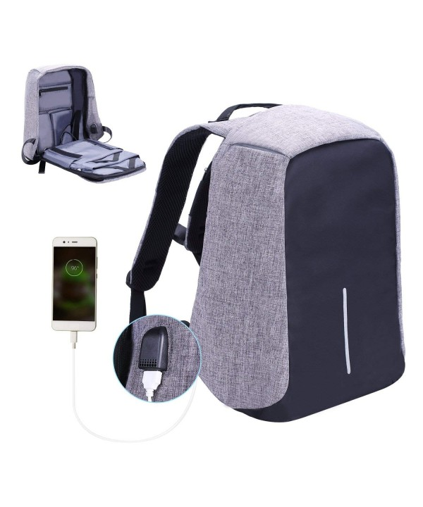 Backpack Lightweight Resistant Computer Charging