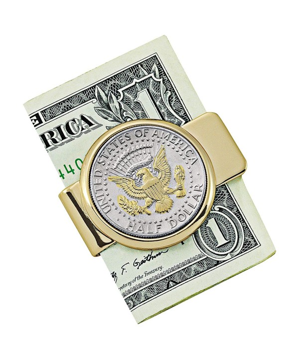 Gold Layered Presidential Money Clip Authenticity