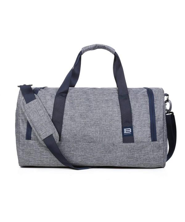 BAGSMART Travel Duffel Weekender Luggage