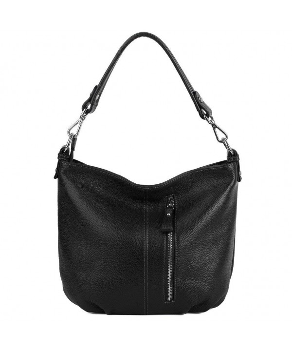 0a2ba0b2af Women s Front Pocket Soft Cowhide Leather Small Mini Purse Hobo ...