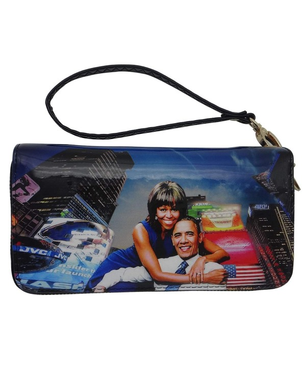 Michelle Barack Obama Style Wallet