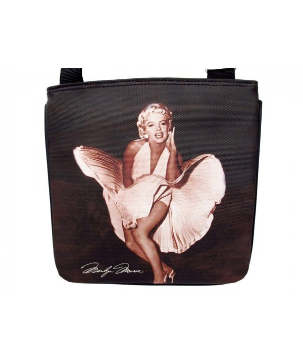 Marilyn Monroe Signature Ballerina Messenger