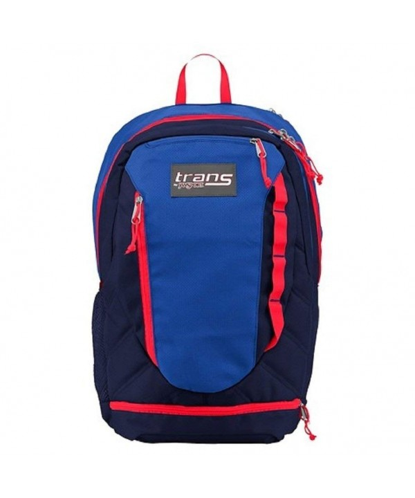 Trans Jansport Capacitor Backpack Navy