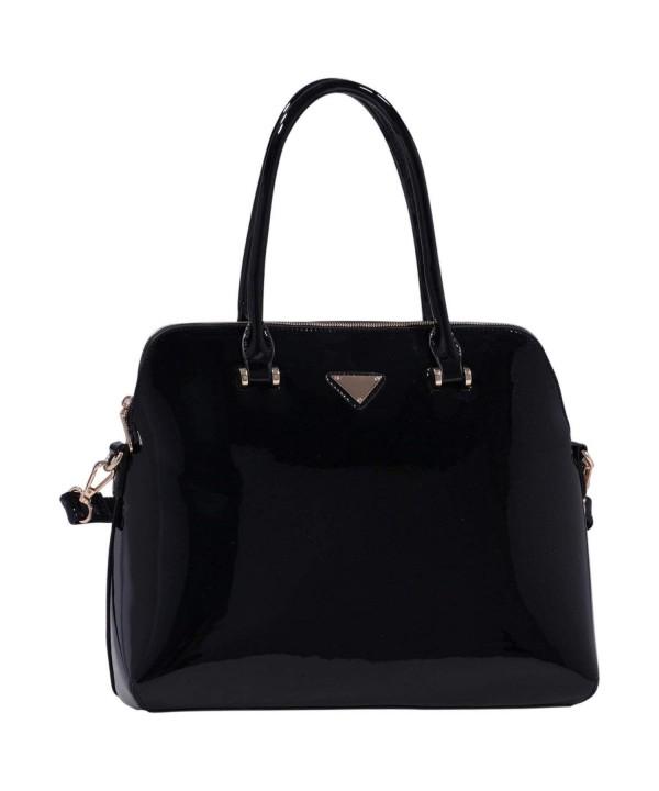 Giorgio West GIOR GW62053 BK Diana Handbag