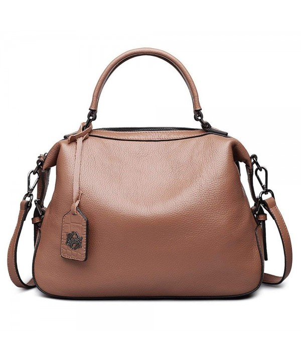 ZOOLER Genuine Leather Handbags Crossbody